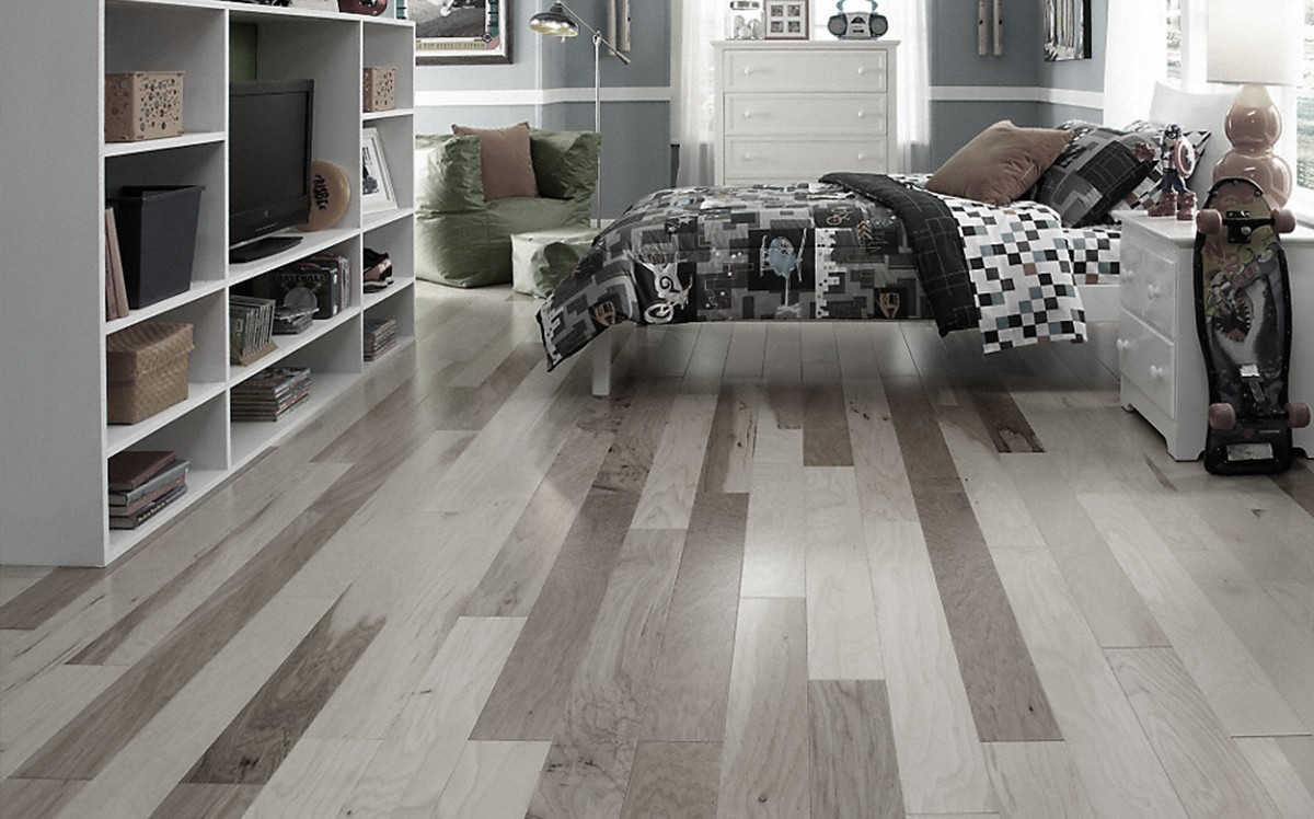 Engineered Hickory Flooring in Frisco TX