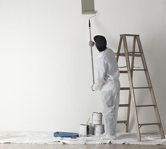 Cabinet Painting Services in Frisco TX