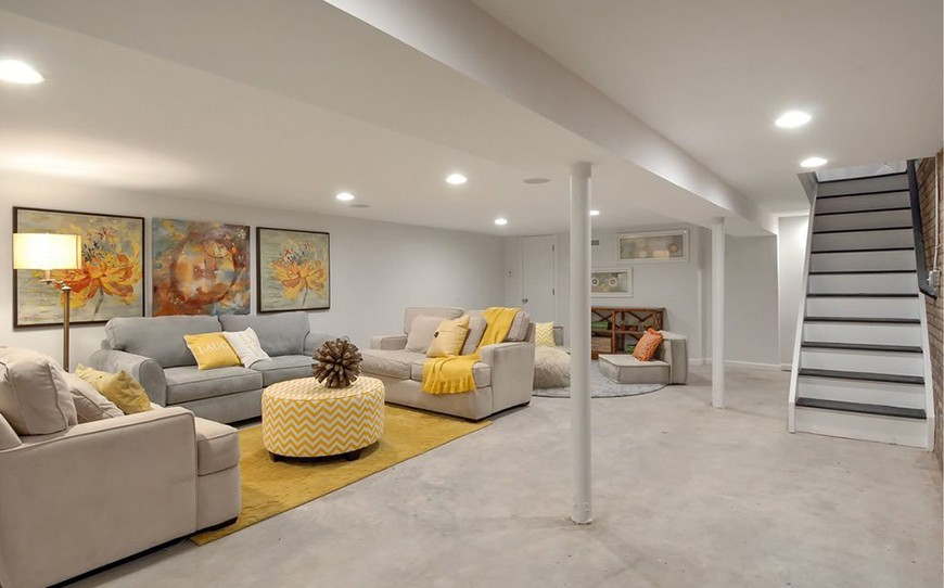 how to choose best floors for your basement