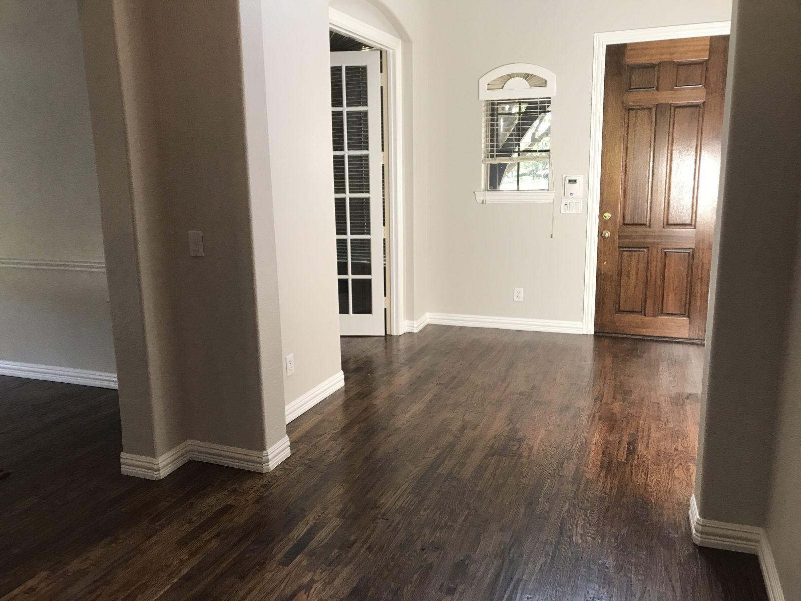 Solid Hardwood Installation In Frisco Tx Gc Flooring Pros