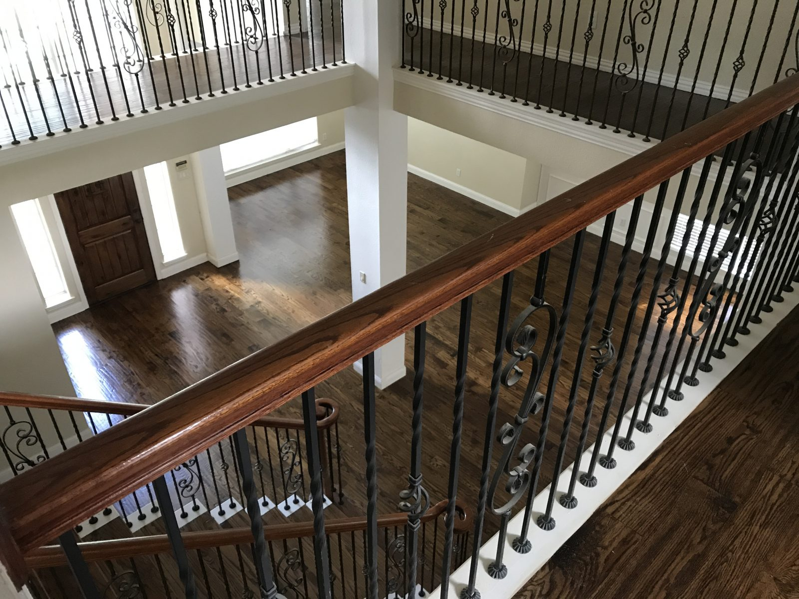 Installing wood flooring home design ideas and pictures for Laying hardwood floors