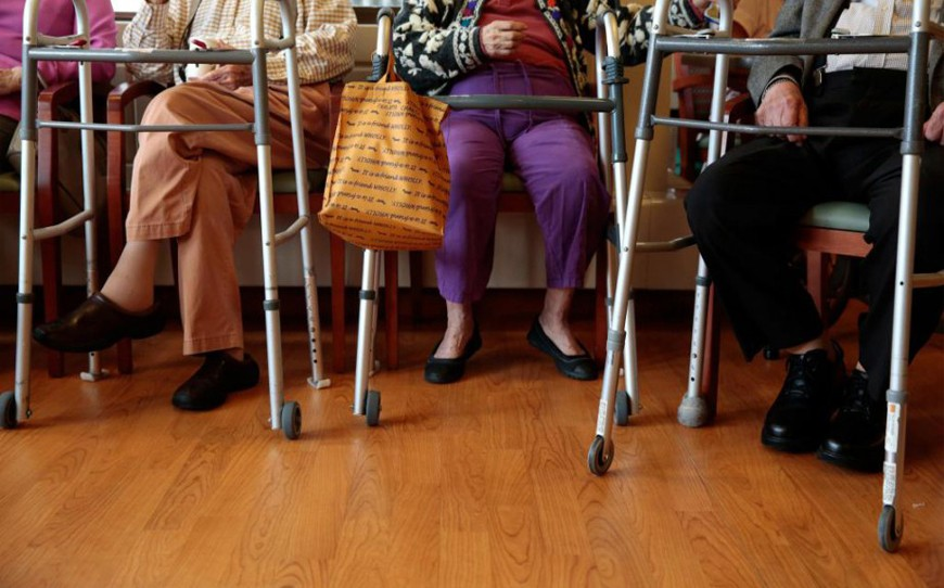 Choosing The Right Floor For Elderly GC Flooring Pros - Best flooring for seniors