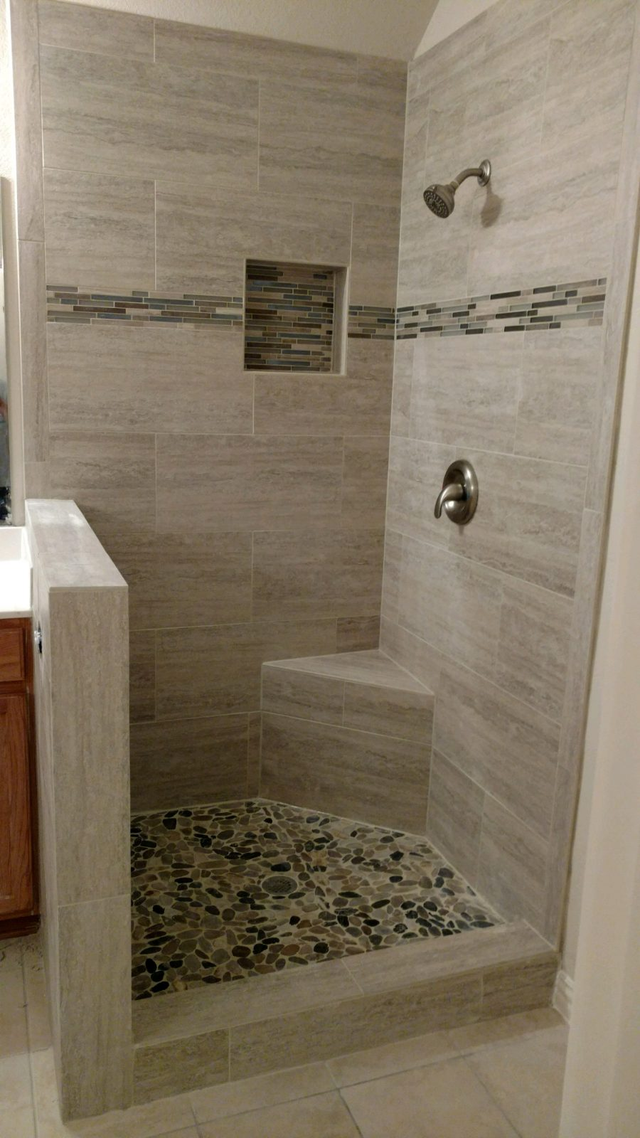 Shower Remodeling in Little Elm, TX