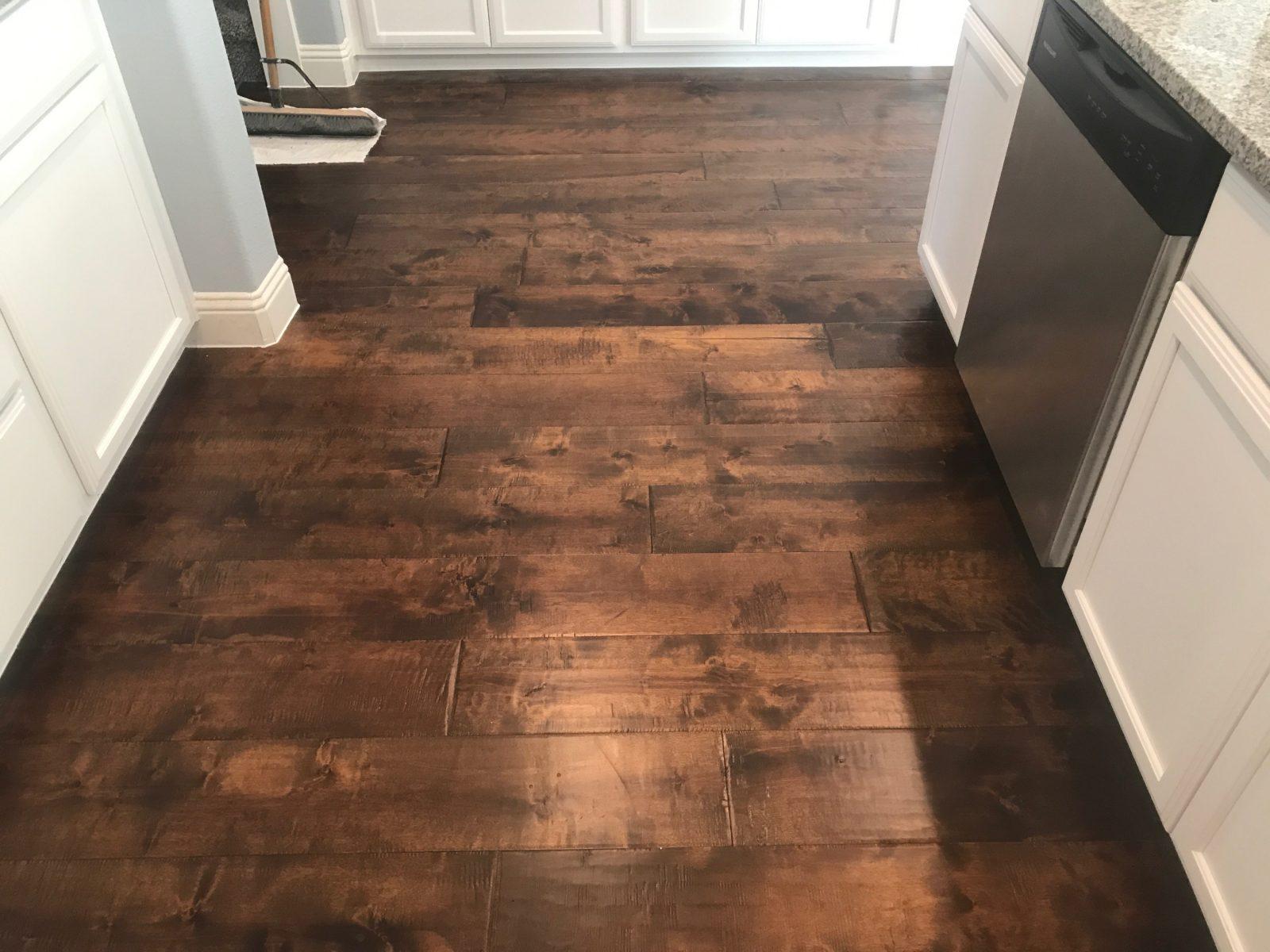 7 Inch Engineered Hardwood Frisco Texas Gc Flooring Pros