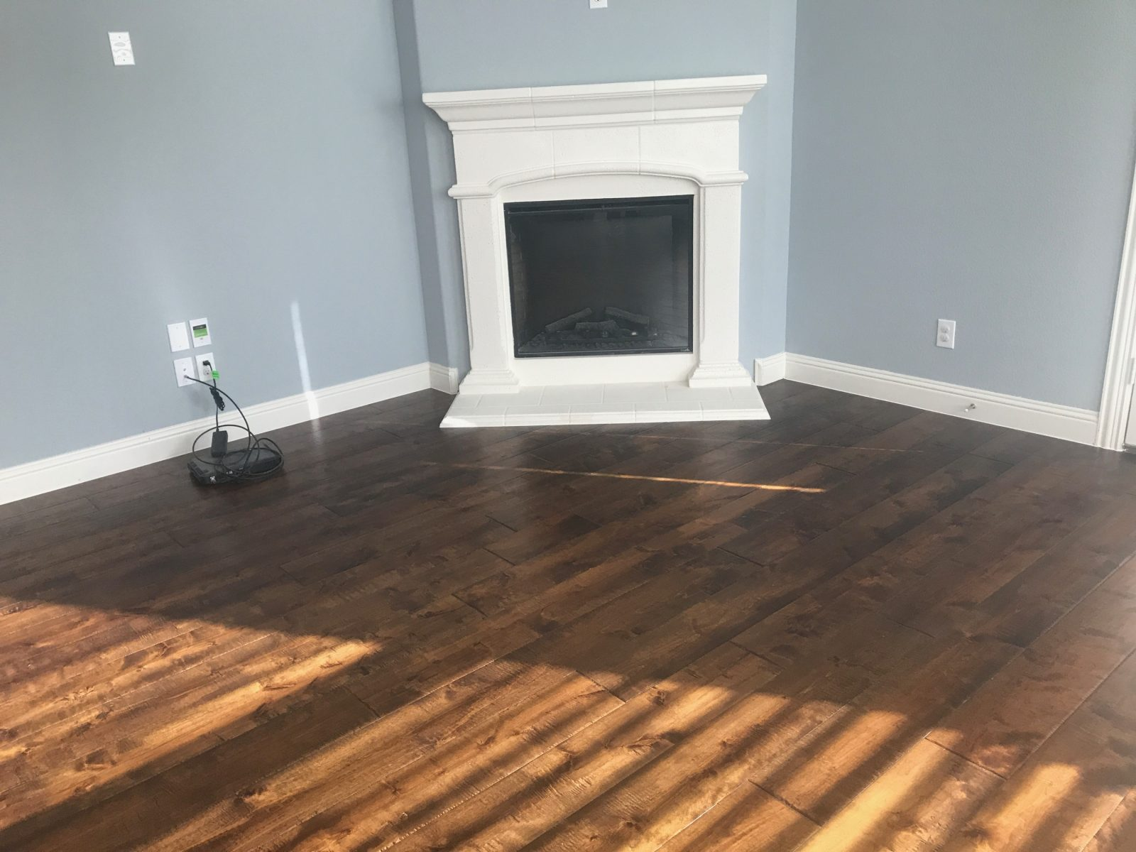 7 Inch Engineered Hardwood, Frisco Texas
