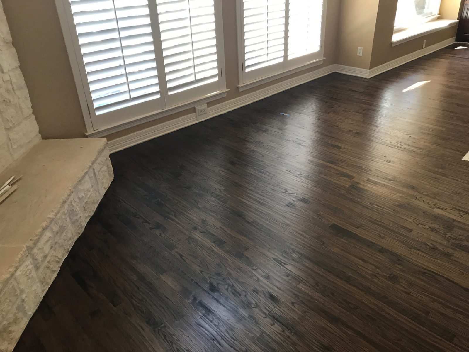 Solid Wood Floors In Flower Mound Texas Gc Flooring Pros