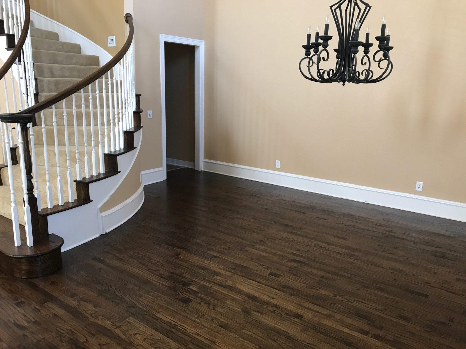 Solid Wood Floors In Flower Mound Texas Gc Flooring Pros