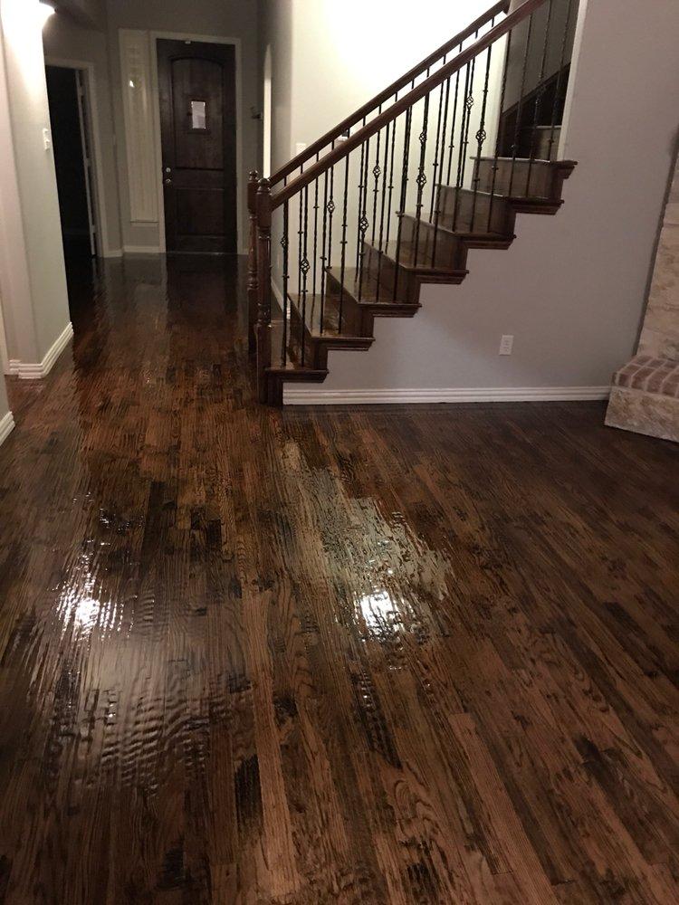 Hand Scraped Wood Floors Gc Flooring Pros