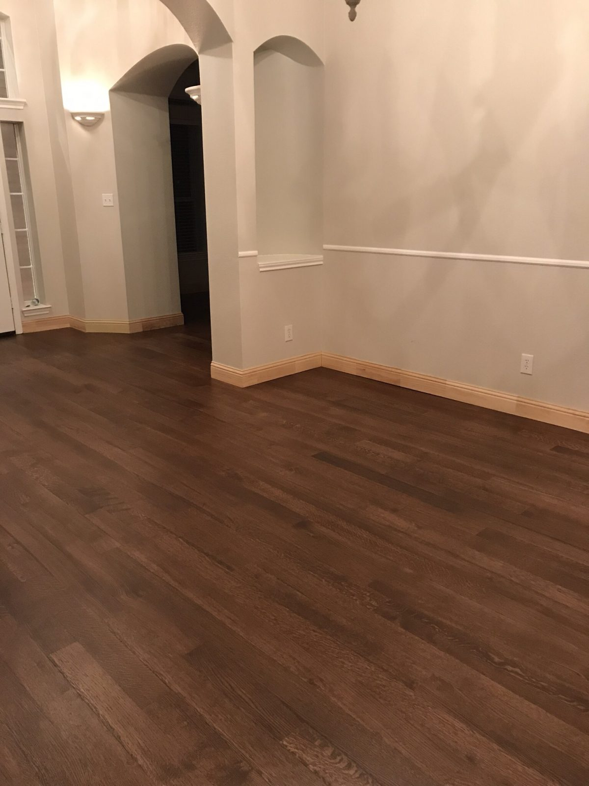 Solid Rift And Quartered White Oak Floors And Solid Wood