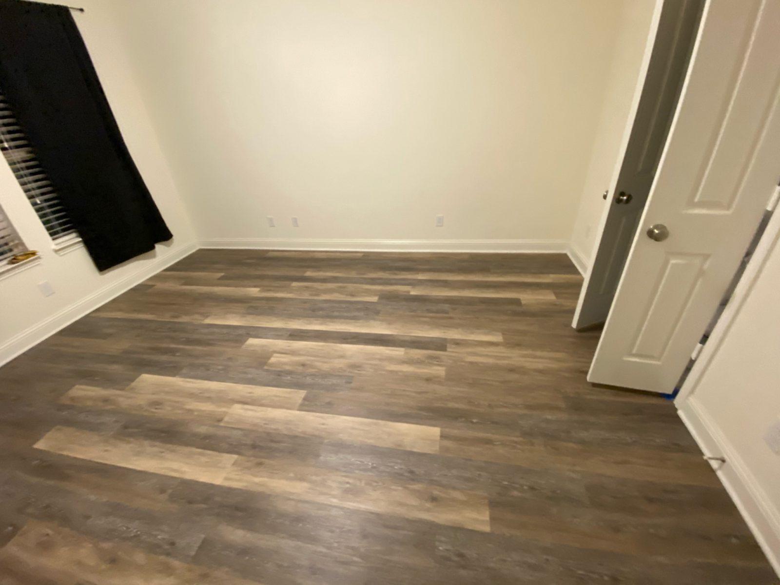 New Luxury Vinyl Plank – Prosper, Texas