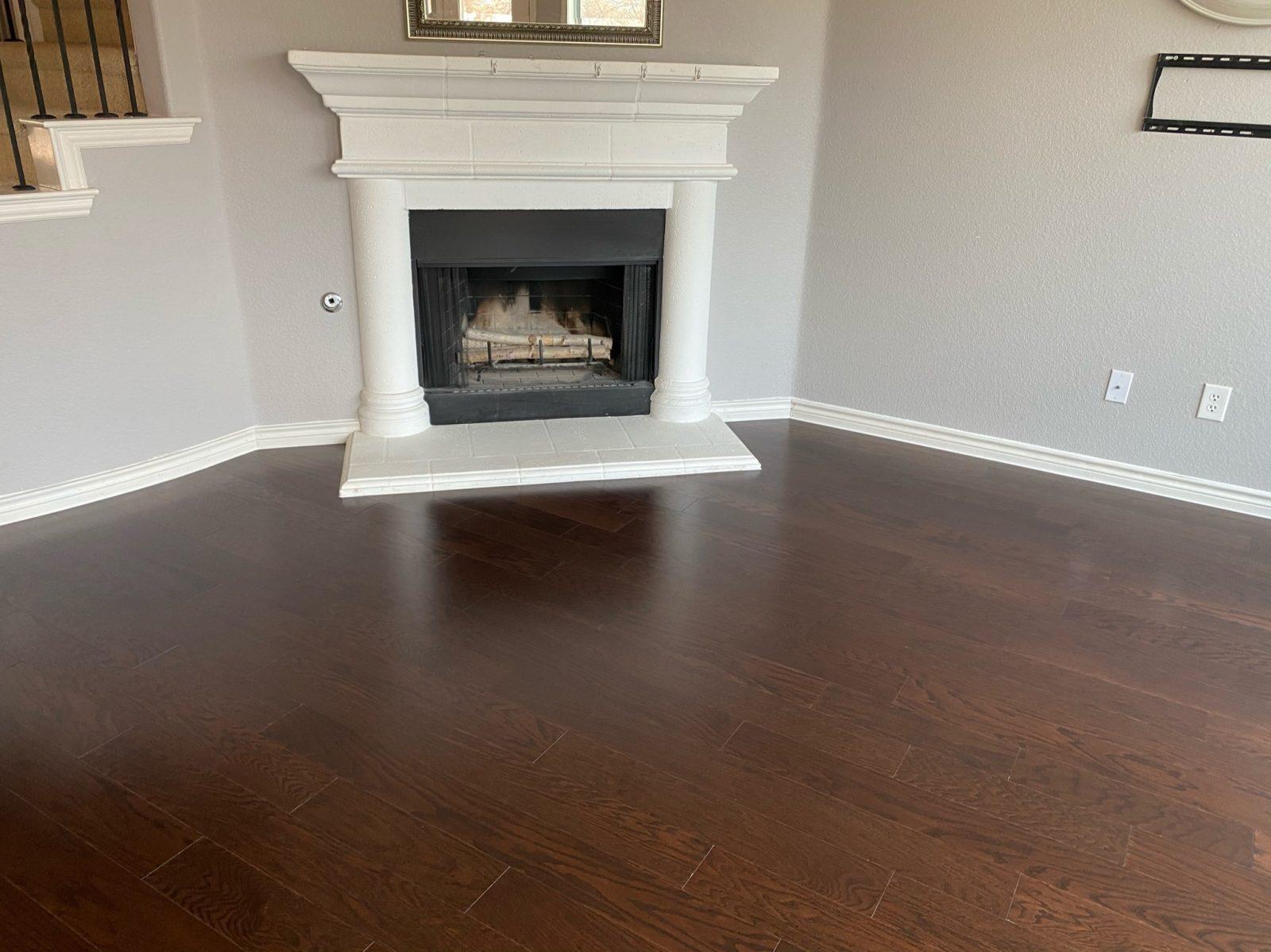 Engineered Wood Floors – Frisco Texas